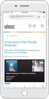 Innovation that Sticks