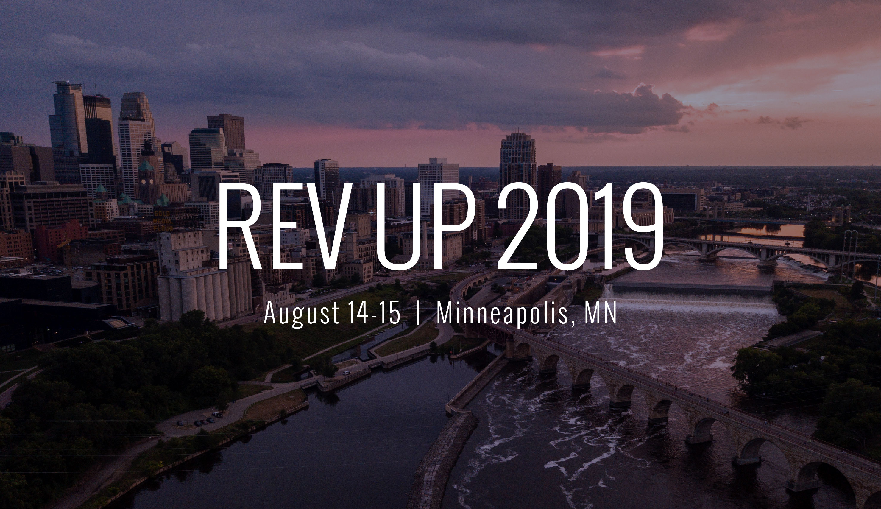 Revel Announces Inaugural Healthcare Innovation Conference August 14-15, 2019