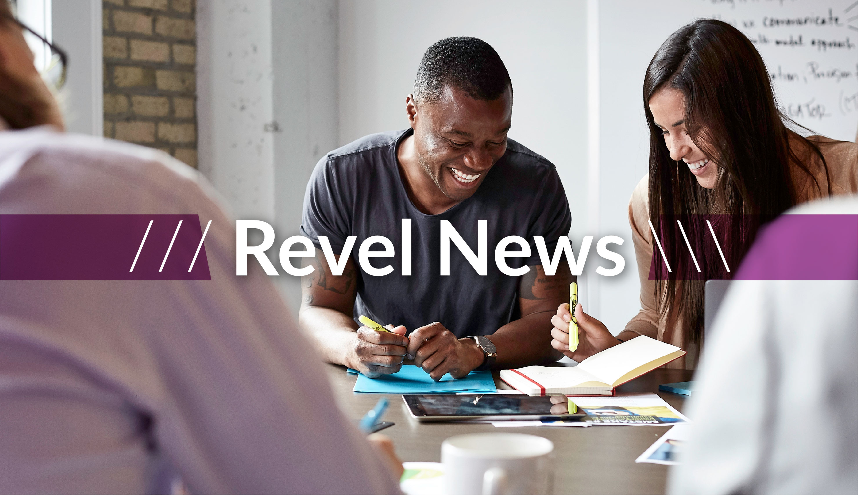 Revel News Alert: Revel Announces Three Additions to Leadership Team